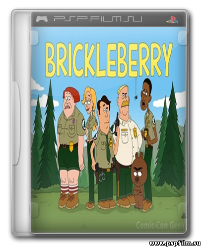 Бриклберри 2 сезон / Brickleberry (Season 2 episode 1-12 of 12) (2012) WEB-DLRip