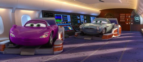 Тачки 2 / Cars 2