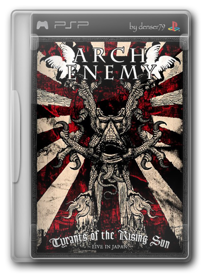 Arch Enemy - Tyrants of the Rising Sun: Live in Japan