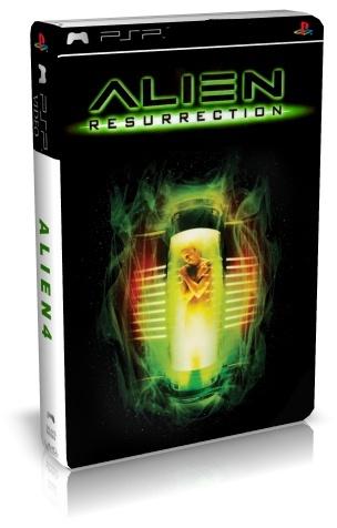 Чужой 4: Воскрешение / Alien 4: Resurrection