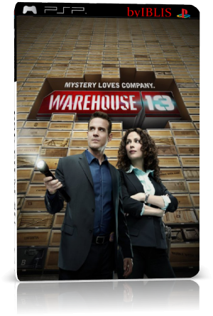 Ангар 13 / Warehouse 13 (2 сезон весь) 13 из 13
