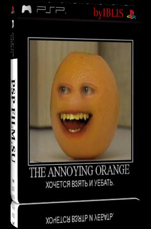 Приставучий апельсин / The annoying orange (Серии 1-9)